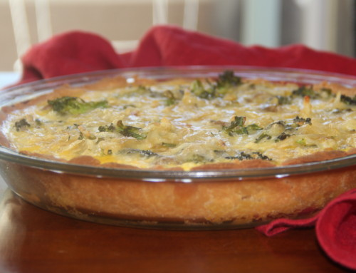 quiche for all seasons