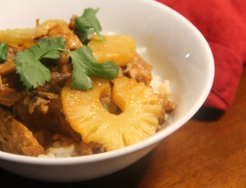 paleo pineapple pulled pork