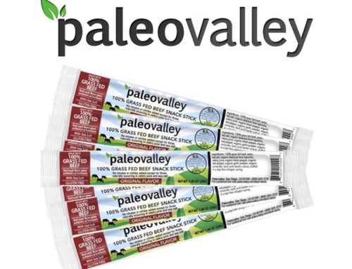 superfood snacking courtesy of Paleovalley