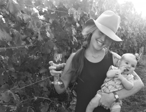 a new mama's guide to Napa
