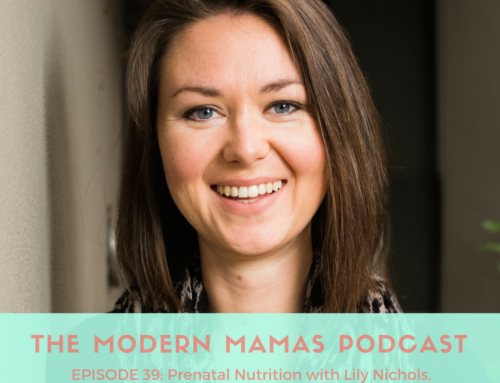 Episode #39 of the MMP – Lily Nichols on Prenatal Nutrition