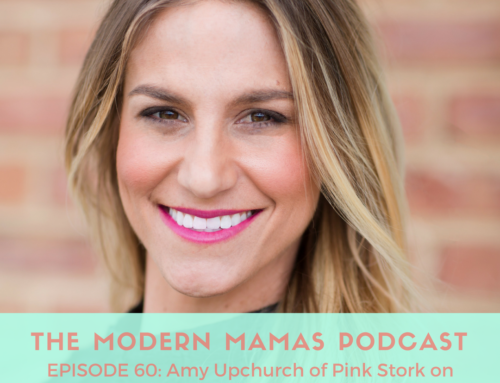 Episode #60 of the MMP: Amy Upchurch of Pink Stork