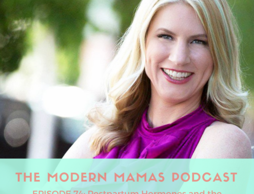Episode #74 of the MMP: Dr. Carrie Jones and Postpartum Hormones