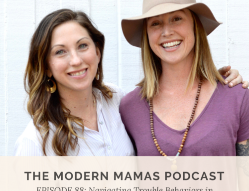 MMP Ep. 88 of the MMP: Navigating Challenging Behaviors in Toddlers with Michelle Carlson