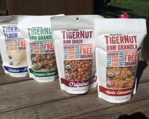 tigernut snacks