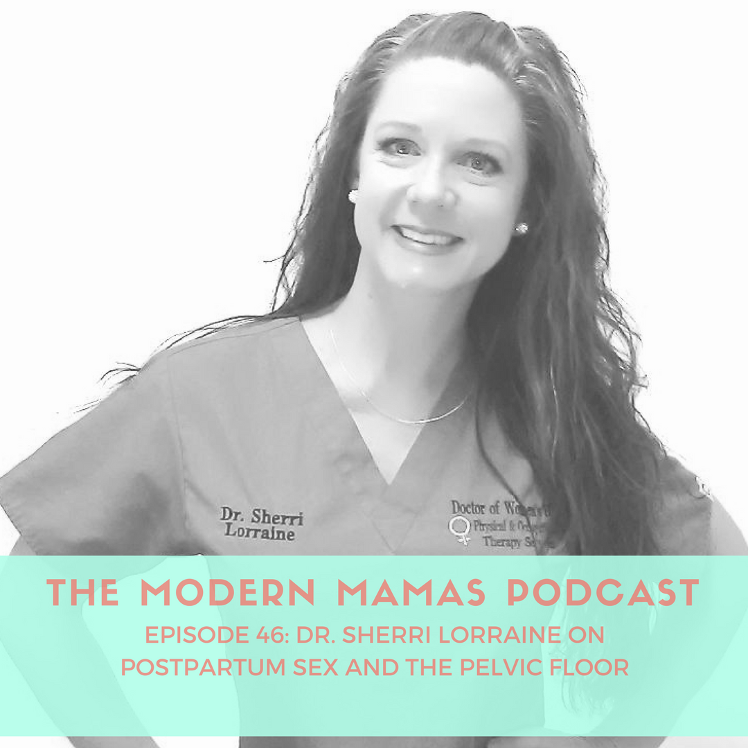 Episode 44 Of The Mmp Dr Sherri Lorraine On The Pelvic Floor