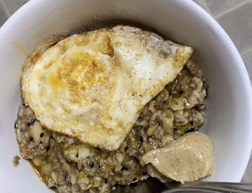 super seedy oats + seed cycling